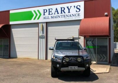 Peary's All Maintenance is a locally owned and operated business offering handyman services to residents of Adelaide suburbs