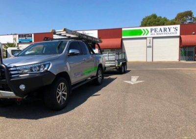 Peary's All Maintenance provides comprehensive property maintenance for commercial clients in suburban Adelaide