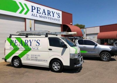 Peary's provide repair and maintenance of plasterboard walls and ceilings in residential and commercial properties in suburban Adelaide